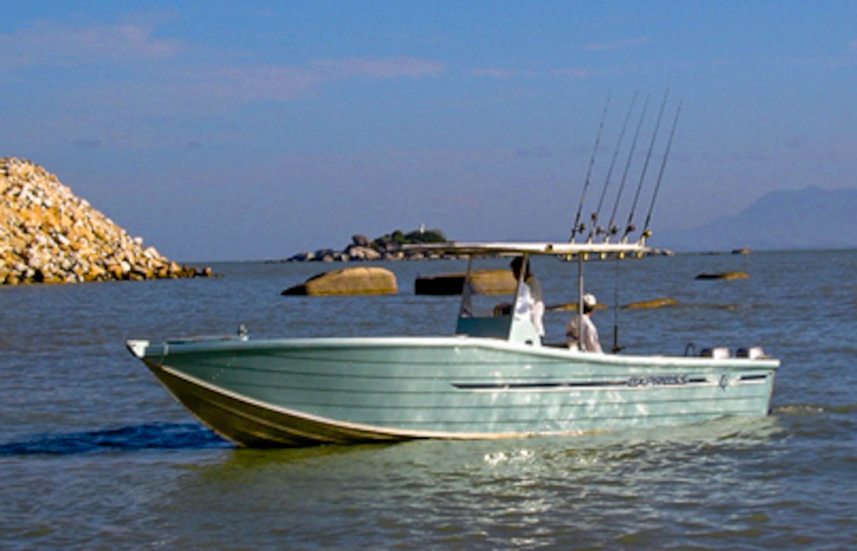 Awo2: Aluminum sport fishing boat plans