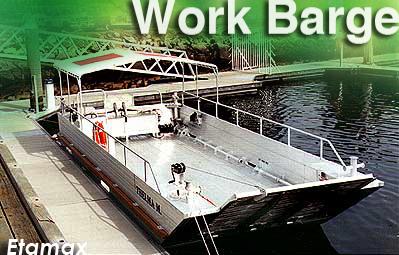 Opposite. Aluminum flat bottom work boat advise